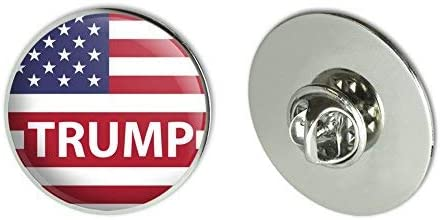 Donald Trump Make America Great Again Lapel Hat Pin Tie Tac FAST USA SHIPPING