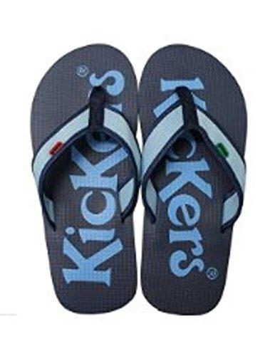 Kickers Klassic Herren Flip Flops Unisex Marineblau/Blau