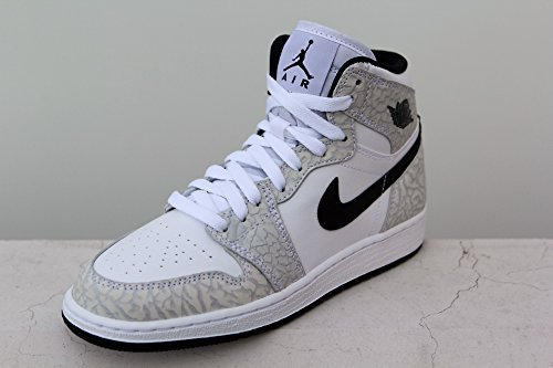 Jordan Air 1 Retro Hi Prem Bg Big Kids Style : 838850 by NIKE