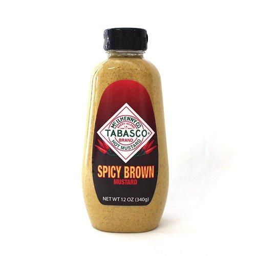 TABASCO Spicy Brown Mustard (Best Spicy Brown Mustard)