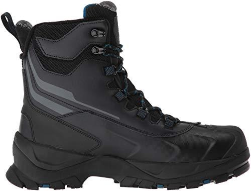 Mid Wide Black Columbia Phoenix Calf Blue Iv Bugaboot Men's heat Boot Plus Omni FF60wq