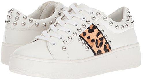 Steve Taglia LEOP 38 Madden Bianco Sneaker Belle Colore 5 Multi rwXragtxq