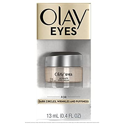 Best Cheap Deal for Olay Eyes Ultimate Eye Cream for Wrinkles, Puffy Eyes and Under Eye Dark Circles, 0.4 Fl Oz from Procter & Gamble - HABA Hub - Free 2 Day Shipping Available