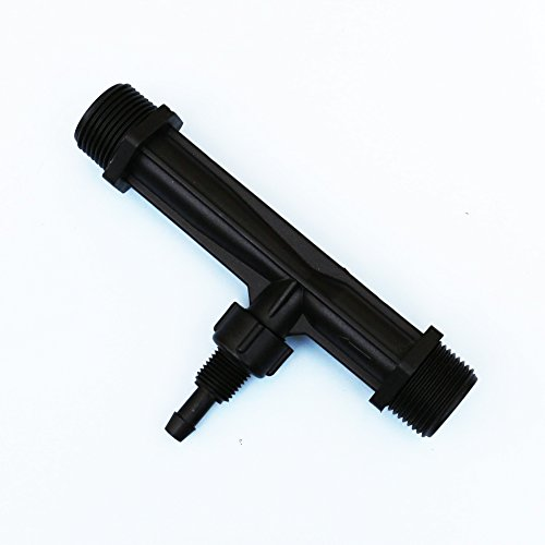 "1/2"" Irrigation Venturi Fertilizer Injectors Device Garden Water Tube"