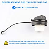Gas Cap, Fuel Tank Cap Assembly Replaces
