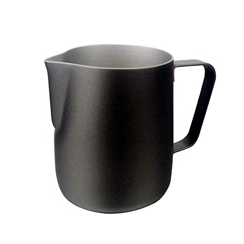 milk-pitcher-20oz-600mljoystreet-stainless-steel-espresso-coffee-latte-jug-milk-frothing-pitcher-bla