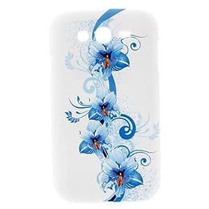 TOPQQ Flower Design Hard Case for Samsung Galaxy Grand DUOS I9082