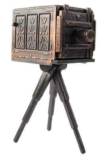 - TreasureGurus, LLC 1:16 3/4 Scale Miniature Bellows Box Camera Dollhouse Accessory Pencil Sharpener