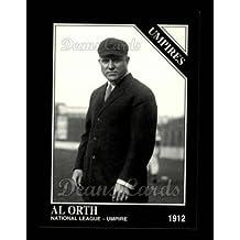 1994 Conlon # 1192 Umpires Albert Orth (Baseball Card) Dean's Cards 8 - NM/MT