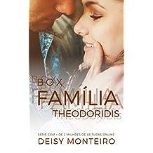 BOX FAMÍLIA THEODORIDIS: A história de Nicholas e Emily (East Valley Livro 6)