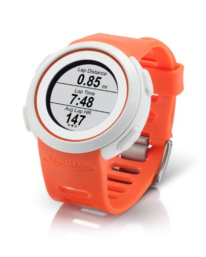 Magellan Echo Smart Sport Watch (Orange)