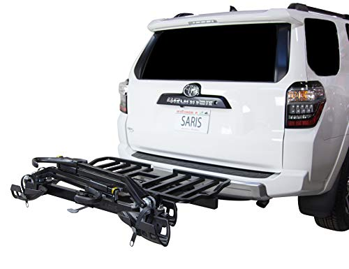 Saris Cycle Racks SuperClamp EX 2 Bike Cargo Hitch Rack