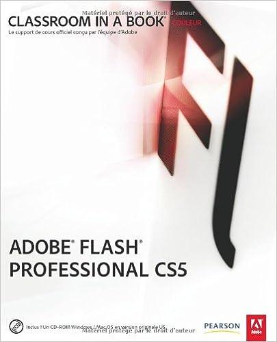 Adobe Flash Professional Cs5 Ebook