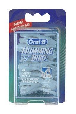 Hummingbird Flosser Refill - Humming Bird Flosser 15 Refills