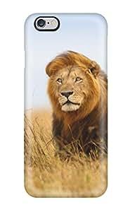 SaundraVillard HxI-1067AyJJnmbg Case Cover Skin For Iphone 6 Plus (lion)