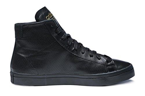 de adidas para Hombre Piel Negro Negro Zapatillas ZROnR5