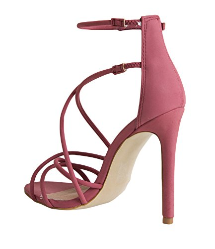 Steve Madden Sandalo Donna Sandalo Satire Rose Mod. SATIRE