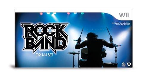 Wii Rock Band Drum