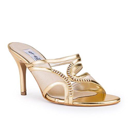 FARFALLA - Sandalias de vestir para mujer Dorado - dorado