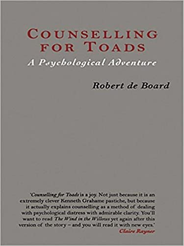 counselling for toads ebook