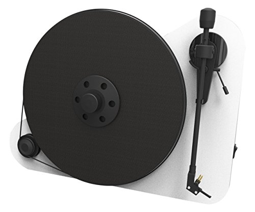 Pro-Ject VT-E R Vertical Plug & Play turntable- Right