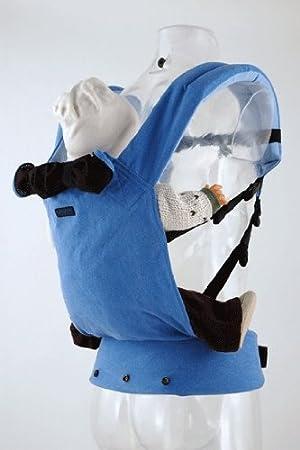 6a45000e60b Patapum Toddler Carrier Indigo Version 3  Amazon.co.uk  Baby