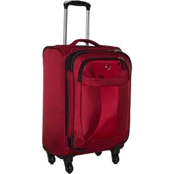 """Wenger Travel Gear NeoLite 24"""" Exp. Spinner (Red)"""