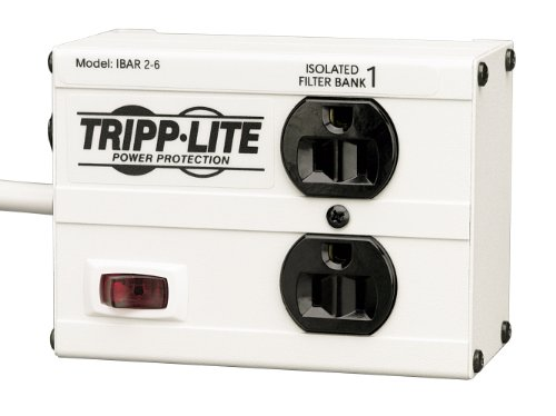 Tripp Lite Isobar Outlet Protector product image