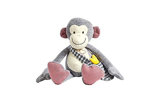 Kathe Kruse - Monkey Carlo Stuffed Animal ()