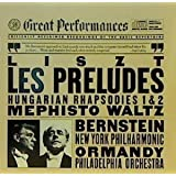 Les Preludes / Hungarian Rhapsodies