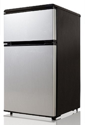 Equator-Compact-Refrigerator-31-Cubic-Feet-Stainless