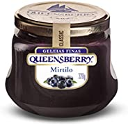 Geleia de Mirtilo Queensberry Classic 320g