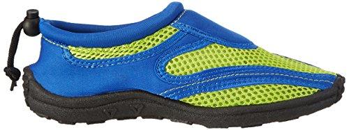 unisex de sintético Aqua Azul Aqua Zapatos Blau Blau material de 34 Beck fx7qgw0q