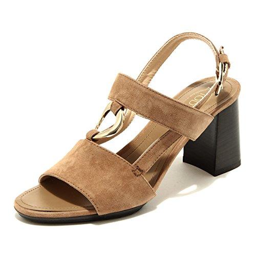 15811 Sandalo TODS scarpe donna shoes women Beige