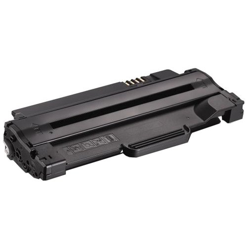 Compatible Toner to replace Dell 330-9523 (7H53W) High Yield Black Toner Cartridge for your Dell 1130,1135 Printer, Office Central