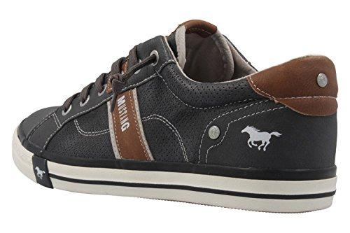 Mustang 4072-301-259, Zapatillas para Hombre Grau (259 graphit)