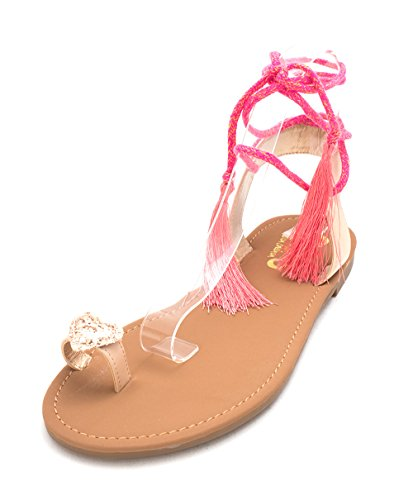 Open 5 Sandals Fabric by Casual Slide Sam Toe Naked Circus Binx Edelman Womens Natural Bng1Unx0q