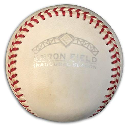 Rawlings 2000 OML Baseball Enron Field Inaugural Season Astros New