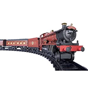 Lionel Harry Potter Hogwarts Express Train Set - G-Gauge