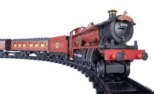 Lionel Harry Potter Hogwarts Express G-Gauge Train Set
