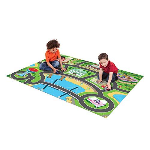 TCG-Toys-Paw-Patrol-Jumbo-Mega-Playmat-with-Vehicle