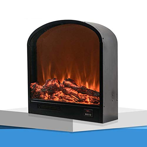 Cheap TTIK Classic Flame Electric Fireplace Cold-Rolled Plate with Remote Control L700 W190 H700MM 750W-1500W Black Friday & Cyber Monday 2019