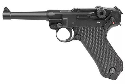 Legends Blowback P08 CO2 BB Air Pistol, Full Metal (M1911a1 Full Metal)