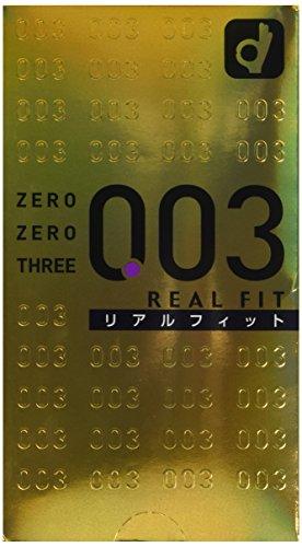Okamoto 003 | Condoms | Real Fit 10pc