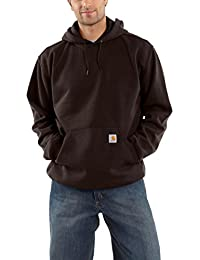 Men's Big & Tall Midweight Hooded Pullover Sweatshirt K121