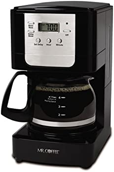 Mr. Coffee JWX3-RB 5-Cup Programmable Coffeemaker