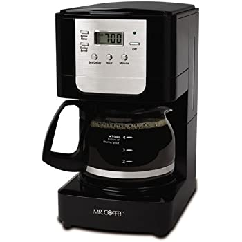 Amazon.com: Black & Decker DCM600B 5-Cup Coffeemaker, Black: Drip Coffeemakers: Kitchen & Dining