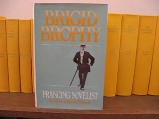 book cover of Prancing Novelist