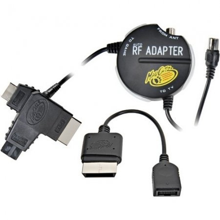 Universal RF Unit AV Adapter
