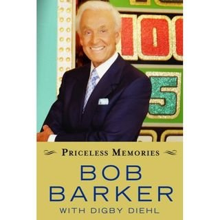 Priceless Memories Autographed/Hand-Signed by Bob Barker
